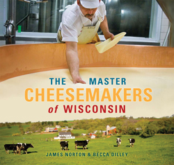 Master Cheesemakers of Wisconsin book cover